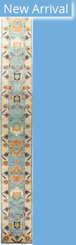 Solo Rugs Eclectic M1900-65  Area Rug