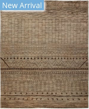 Solo Rugs Moroccan M1909-26  Area Rug