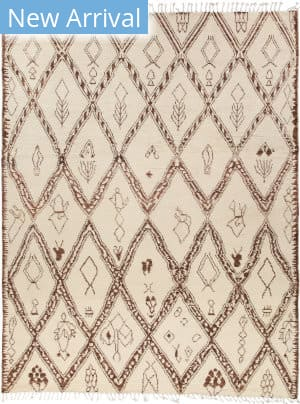 Solo Rugs Moroccan M1909-29  Area Rug