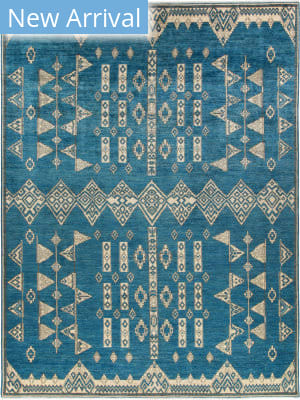 Solo Rugs African M1909-40  Area Rug