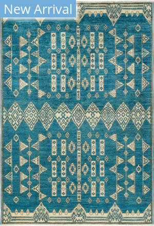 Solo Rugs African M1909-44  Area Rug