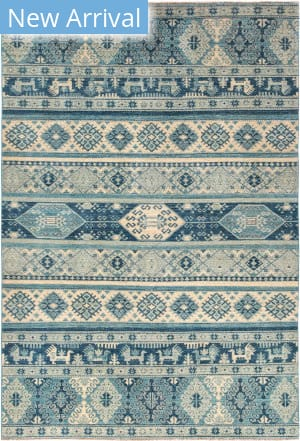 Solo Rugs African M1909-48  Area Rug