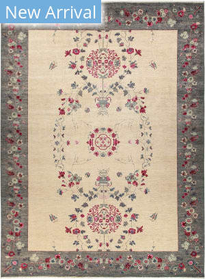 Solo Rugs Eclectic M1909-64  Area Rug