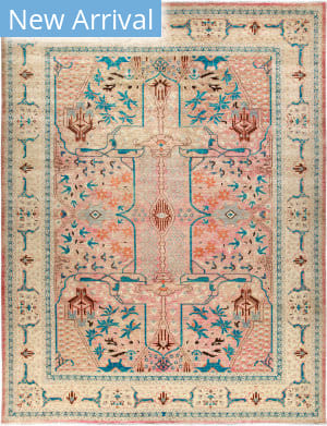 Solo Rugs Eclectic M1909-68  Area Rug