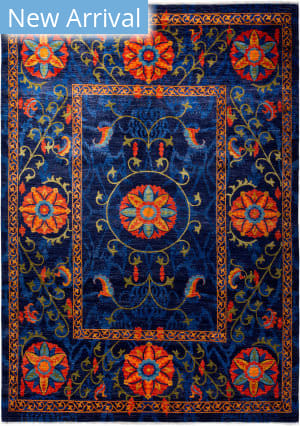 Solo Rugs Floral M1910-649  Area Rug