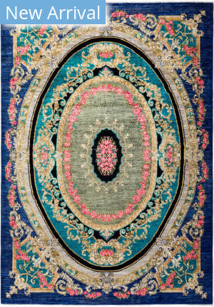 Solo Rugs Transitional M1910-658  Area Rug