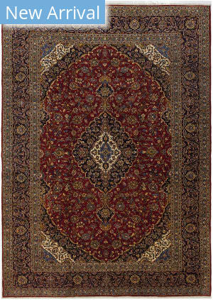 Solo Rugs Kashan M5610-23155  Area Rug