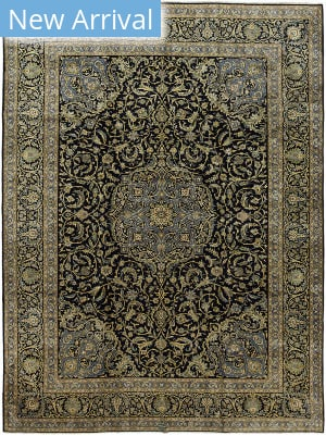 Solo Rugs Kashan M5675-33489  Area Rug