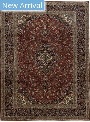 Solo Rugs Kashan M5750-12558  Area Rug