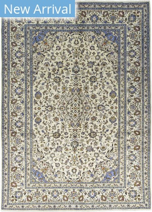 Solo Rugs Kashan M5975-4681  Area Rug