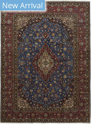 Solo Rugs Kashan M5975-4683  Area Rug