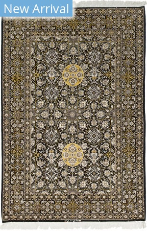 Solo Rugs Isfahan M5990-7850  Area Rug