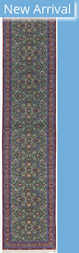 Solo Rugs Isfahan M5990-8362  Area Rug