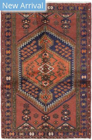 Solo Rugs Hamadan M5995-9181  Area Rug