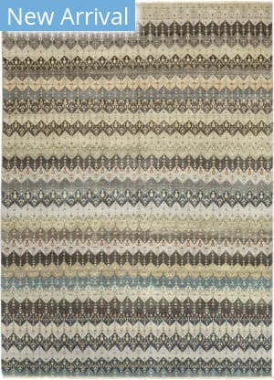 Solo Rugs Ikat M6017-23  Area Rug