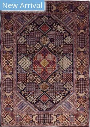 Solo Rugs Najafabad M6085-21923  Area Rug
