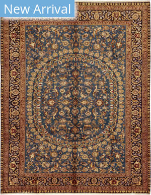 Solo Rugs Kashan M6085-21928  Area Rug