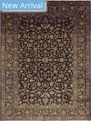 Solo Rugs Kashan M6085-21936  Area Rug