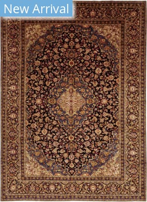 Solo Rugs Kashan M6085-21939  Area Rug