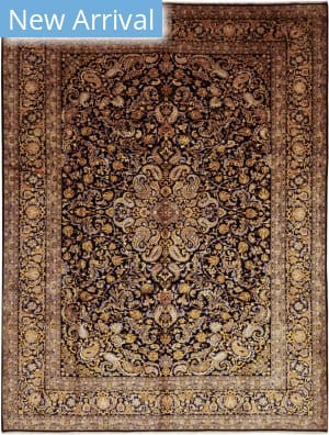 Solo Rugs Kashan M6085-21940  Area Rug