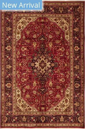 Solo Rugs Tabriz M6085-21955  Area Rug
