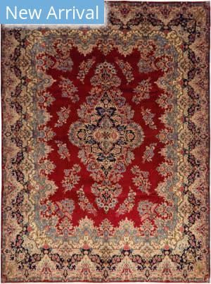 Solo Rugs Kashan M6085-21974  Area Rug