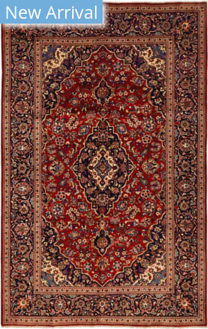 Solo Rugs Kashan M6085-21989  Area Rug