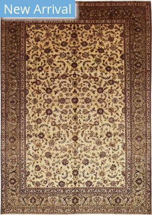 Solo Rugs Kashan M6085-22003  Area Rug