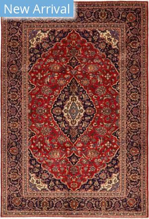 Solo Rugs Kashan M6085-22018  Area Rug