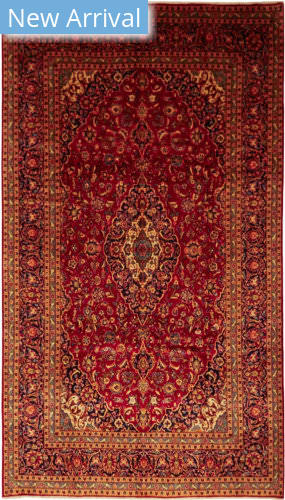 Solo Rugs Kashan M6085-22020  Area Rug