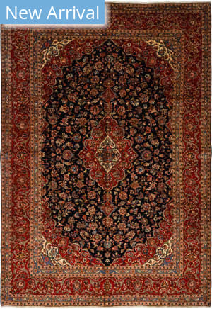 Solo Rugs Kashan M6085-22034  Area Rug