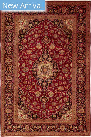 Solo Rugs Kashan M6085-22055  Area Rug