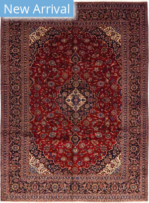 Solo Rugs Kashan M6085-22062  Area Rug