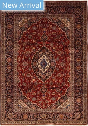 Solo Rugs Kashan M6085-22071  Area Rug