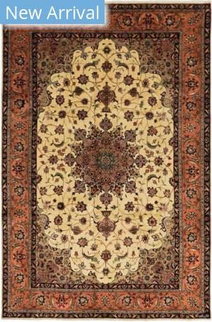 Solo Rugs Tabriz M6085-22074  Area Rug