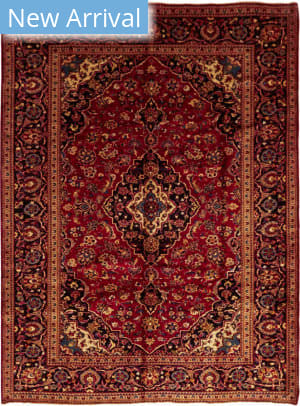 Solo Rugs Kashan M6085-22079  Area Rug