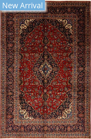 Solo Rugs Kashan M6085-22089  Area Rug