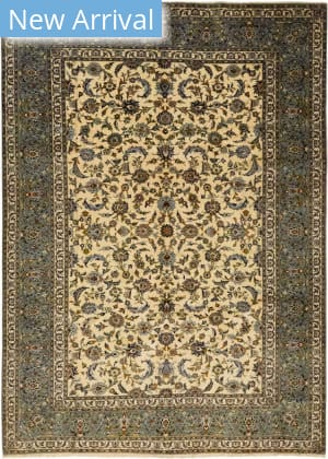 Solo Rugs Kashan M6085-22098  Area Rug