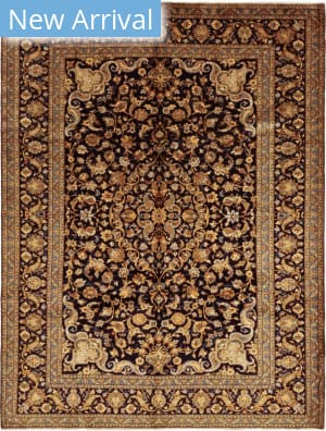 Solo Rugs Kashan M6085-22110  Area Rug