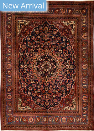 Solo Rugs Sabzevar M6085-22123  Area Rug