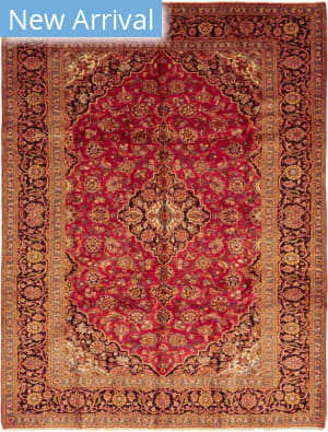 Solo Rugs Kashan M6085-22128  Area Rug
