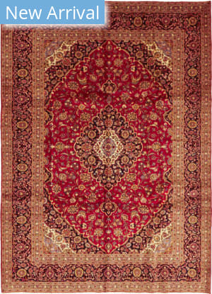 Solo Rugs Kashan M6085-22130  Area Rug