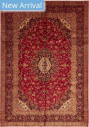 Solo Rugs Kashan M6085-22134  Area Rug