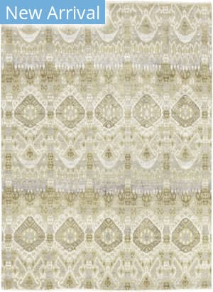 Solo Rugs Ikat M6384-19  Area Rug