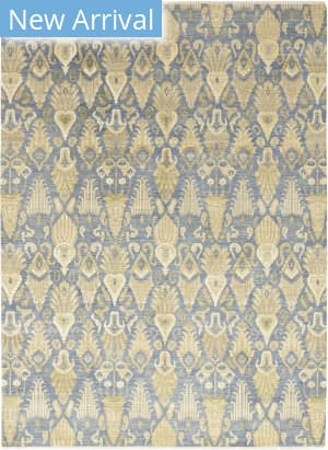 Solo Rugs Ikat M6507-5  Area Rug