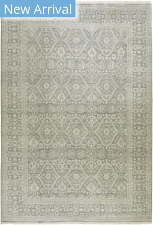 Solo Rugs Modern M6658-21  Area Rug