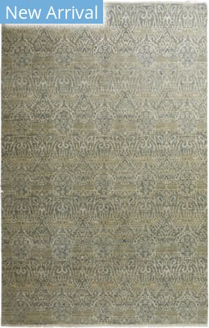 Solo Rugs Ikat M7004-2  Area Rug