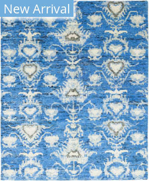 Solo Rugs Modern M7129-38  Area Rug