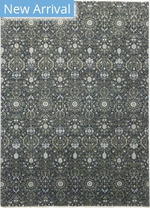 Solo Rugs Ikat M7169-23  Area Rug