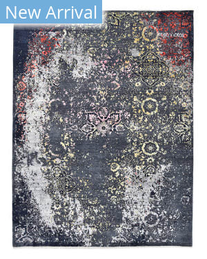 Solo Rugs Modern M8049-27  Area Rug